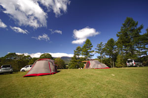 五光牧場キャンプ場