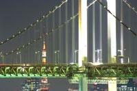 橋脚と東京タワー