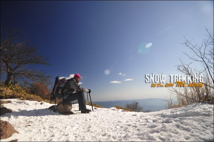 雪山はイイナ