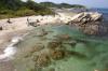 南国風ビーチ