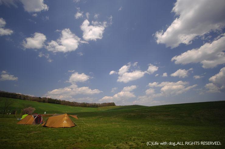 鹿角平牧場